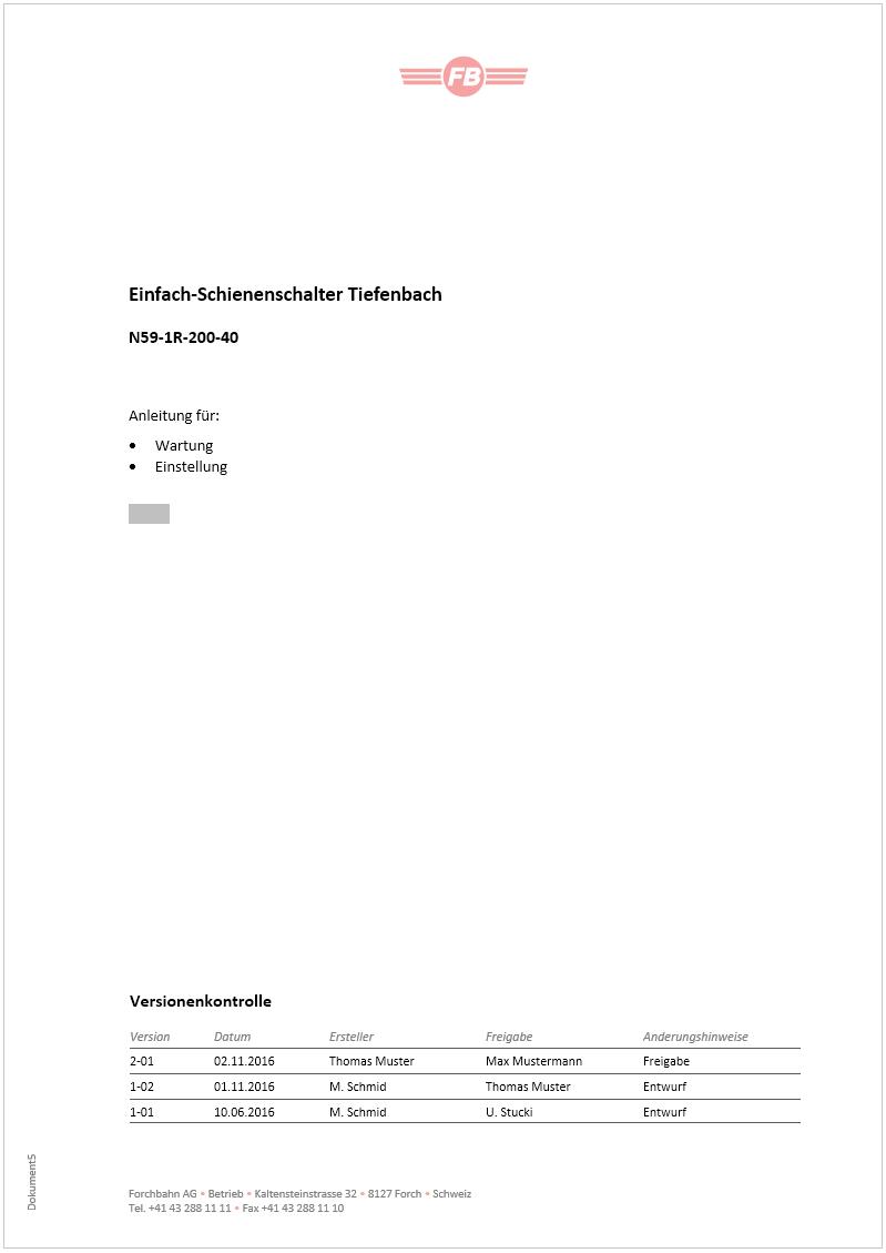 Fantastisch Anleitung Vorlage Wort Bilder - Entry Level Resume ...