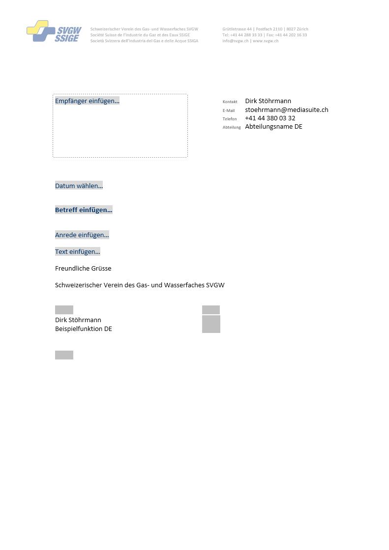 Mediasuite – Office CI/CD-Templates & Word Addin (Setup-Assistent ...